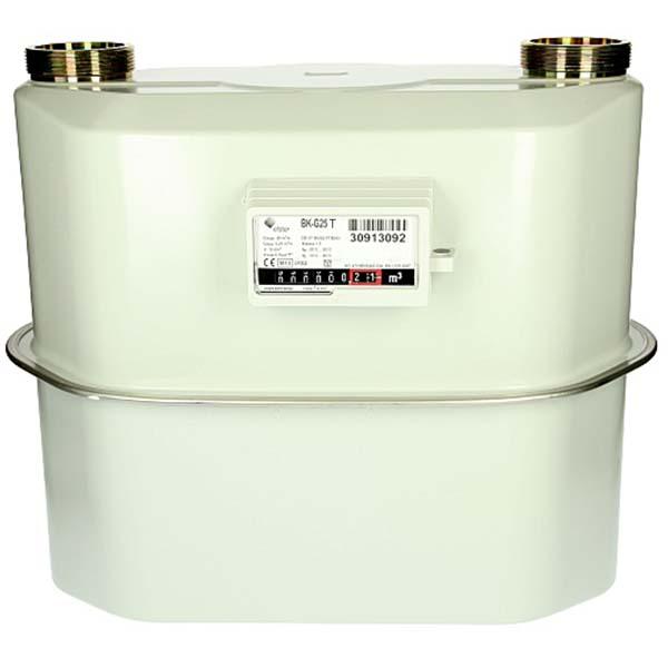 Счетчик газа BK-G25 Ду50 коммунальный
