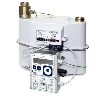 СГ-ТК-Д-16 (корпус) комплекс для измерения количества газа