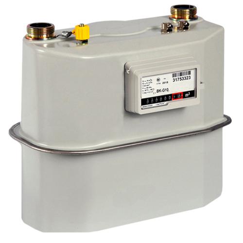 Счетчики газа коммунально-бытовые BK-G16 (Т)